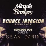 Bounce Invasion 006/w Sean Darin
