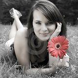 Frauen & Blumen