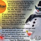 Paul Phillips Boxing Day Special 2013 on Solar Radio Sky CH0129