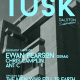 HERE IS A MIX I'VE DONE AHEAD OF TUSK SAT 22ND OCT WITH GUEST EWAN PEARSON