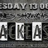 Backlash @ Gabber Fm. (N.E.Tunes showcase #38) 13.08.14