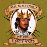 Mr Williamz LIVE! - We Run England Launch Party with The Heatwave- London UK