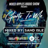 Mixed Apples Radio Show 017 - Ibiza Live Radio - mixed by Sand Isle (Johannesburg, ZA)