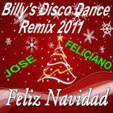 "Billy's ""Feliz Navidad"" Dancing With Travolta Classic Christmas Disco Remix 2011"
