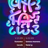 Kafka Club (Sevilla) @ Opening - Season 17/18 -- Dj Sets By DMoreno & Fonsi G. & Lorena Moreno --