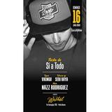 [Live] Warm Up Nazz @ Warhol - Sí a Todo Fest, Tucumán, Argentina - 17 de junio de 2019