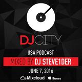 DJ Steve1der - DJcity USA Mix