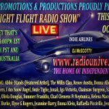 The Night Flight Radio Show October 2nd 2015