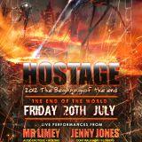 Floor Jacker Hostage Beginning Of The End Promo Mix Fri 20th July 2012 @ Stinky's Peephouse, Leeds