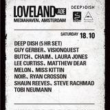 Deep Dish @ Loveland Amsterdam Dance Event 2014 - 18-10-2014