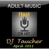 DJ Taucher -ADULT MUSIC ON DI 017 (April 2011)