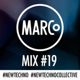 Marco van Zomeren - DUB TECHNO - MIX - #19