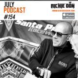 Richie Don Podcast #154 July 2019   ADD INSTA @djrichiedon