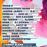 Min8 Recording @ ://about blank ,Berlin (3rd August 2019)