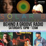 BAG Radio - RhythmBeSoul with Solar B, Sat 10pm - 12am (12.01.19)