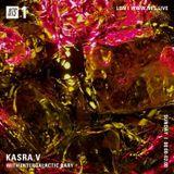 Kasra V & Intergalactic Gary - 13th February 2017