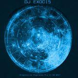 DJ Exocis - Progressive Psytrance Mix 11 02 2017
