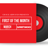 First Of The Month (March 2017)