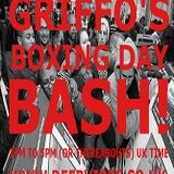 GRIFFO'S BOXING DAY BASH - LIVE ON DEEP VIBES RADIO 26-12-2016