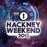Eric Prydz - Hackney Weekend, UK - 23.06.2012