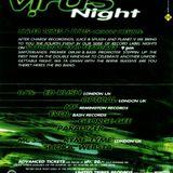 Optical & MC Rymetime @ VIRUS NIGHT 13.02.1999 Bierhübeli Berne