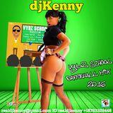 DJ KENNY VYBZ SCHOOL DANCEHALL MIX NOV 2016