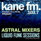 Astral Mixers Liquid Funk Sessions Vol.110 (24-06-2017)