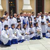 Choral Mattins with John Rutter