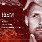 DCR491 – Drumcode Radio Live – Adam Beyer's 2019 Drumcode Year Mix