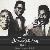 THE BLUES KITCHEN RADIO: 1st July with Eli Paperboy Reed