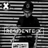DJ Set Felipe López Residente X