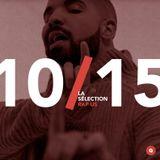 Octobre 2015 : la sélection rap