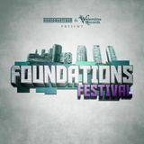 Foundations Festival (Manchester, UK) DJ set - 26/11/16