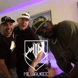UV - MURK MONDAYS Live on Hush FM may 8 2017