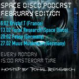 SPACE DISCO PODCAST #20 - FEASY