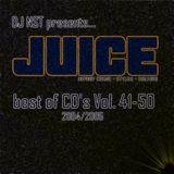 DJ NST - best of juice CDs 41-50