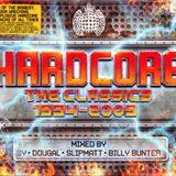 MINISTRY OF SOUND-HARDCORE THE CLASSICS 1994-2009-CD1-SLIPMATT & BILLY BUNTER B2B