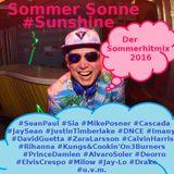 Sommer Sonne #Sunshine - Der Sommerhitmix 2016