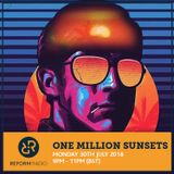 One Million Sunsets 30th July 2018