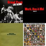 Rock Legends: Grand Funk Railroad [1970 to 1975]