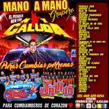 Dj Caluda Cumbia Mix Chicago 5 Y Jalado mix