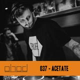 #037 - Acetate - Bass