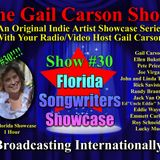 Show 30The Gail Carson Show Florida Songwriters Showcase