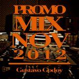 Promo Mix Nov 2012 Gustavo Godoy