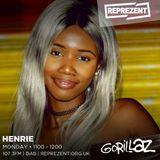 Gorillaz x Reprezent: Live from O2 - Henrie