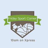 Friday Sport Corner - 31.10.14