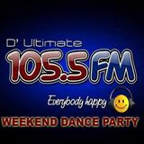 Sonny GuMMyBeArZ - DAU 105.5 FM Angeles City Ultimix Dance Party