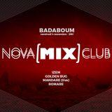 NOVA [MIX] CLUB : Romare 04/11/16
