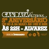 ALVAREZ - 3 aniversario da gandaia