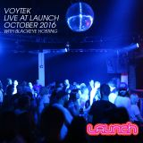 Voytek Live at Launch